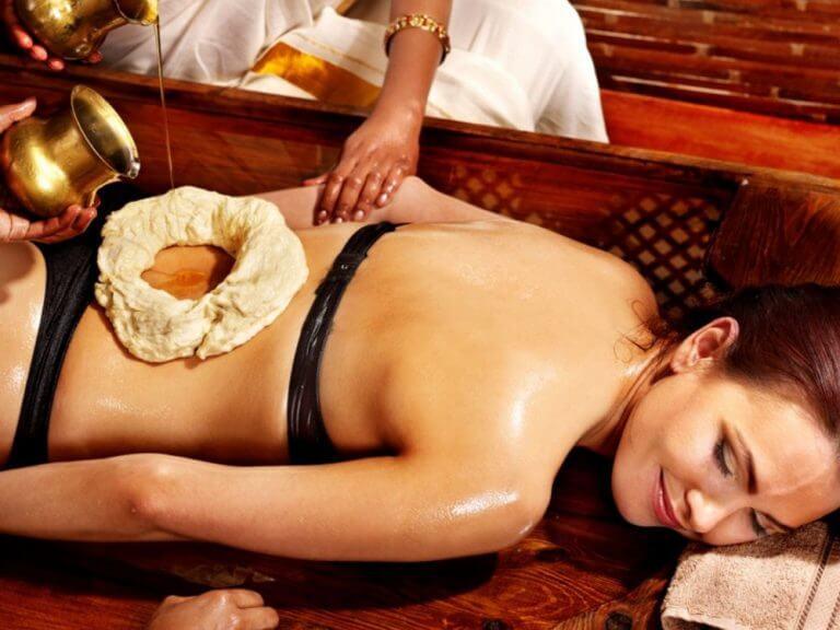 Kati Vasti Ayurvedic Treatment