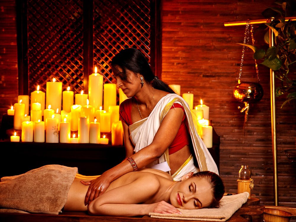 traditional indian massage
