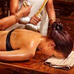 ayurvedic massage treatment